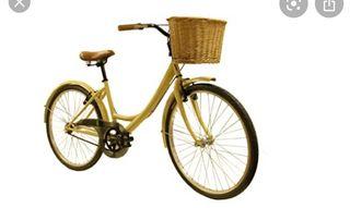 Bici vintage de paseo Arnela Beach nueva