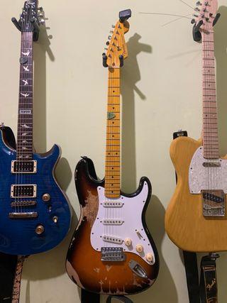 Guitarra eléctrica Stratocaster relic
