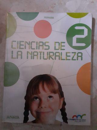 Ciencias naturales 2°primaria