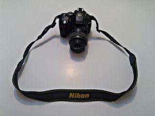 Nikkon D5300 Wifi/GPS con objetivo AF-S DX Zoom-N