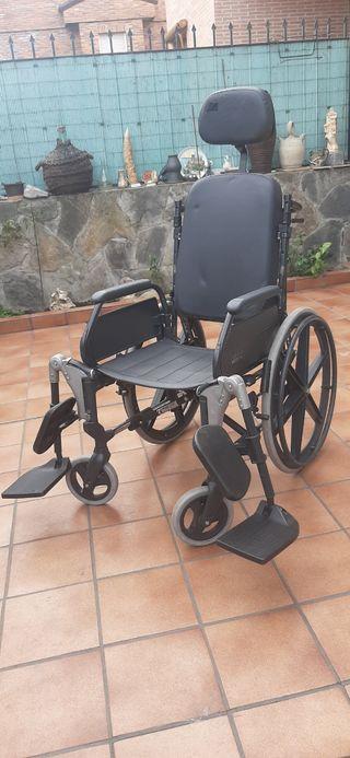 Silla de ruedas SUNRISE MEDICAL de accionamiento