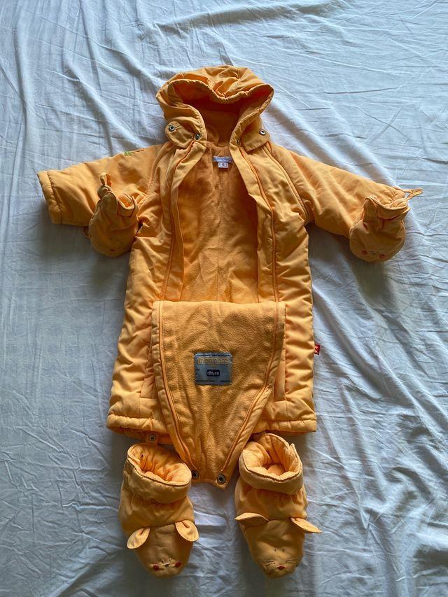 Mono polar bebe 3 meses
