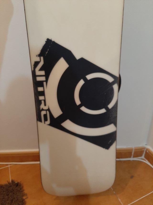 Tabla Snow Nitro 58 Target (110cm)