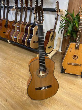 Guitarra Flamenca Alfonso Gonzalez