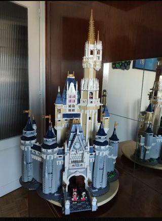 Castillo Disney Lego original