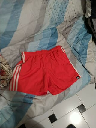Bañador Adidas rojo