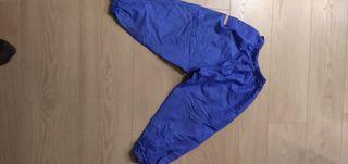 pantalón esqui y sobrepantalón Talla 4