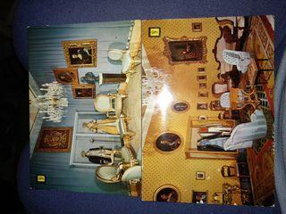 Colección de postales de la Comunidad de Madrid