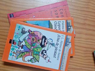 libros de El Barco de Vapor