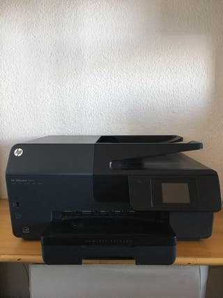 HP Officejet 6820 impresora/fotocopiadora