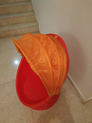 sillón huevo ikea