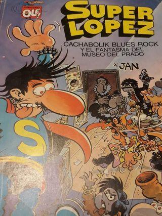 comics superlopez