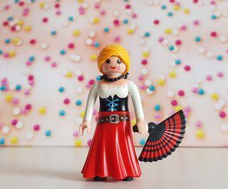 Playmobil Flamenca Zíngara