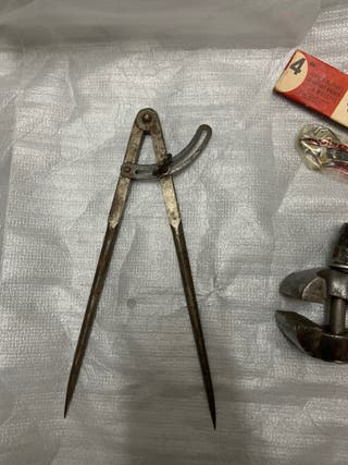 Lote herramientas antiguas