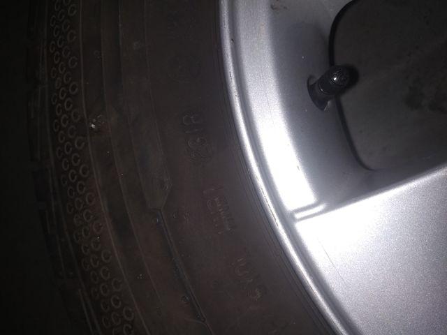 llantas de aluminio de 16 válidas para furgo