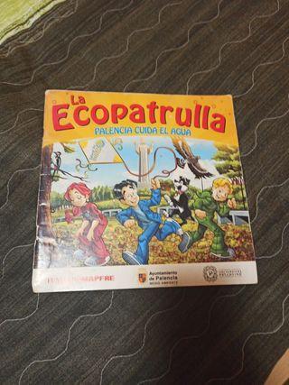 LA ECOPATRULLA Palencia cuida el agua