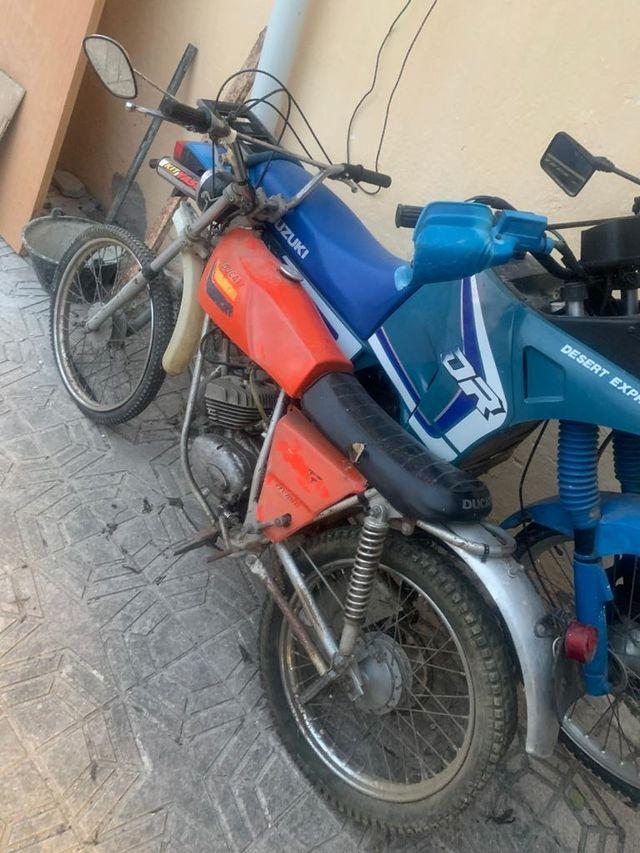Motocicleta Ducati Escucho ofertas.