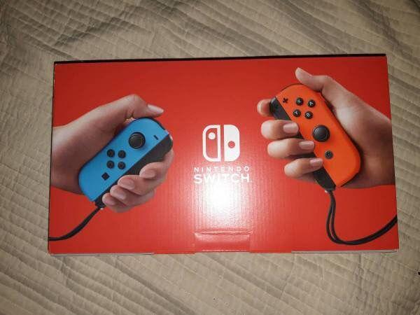 Brand new Nintendo switch
