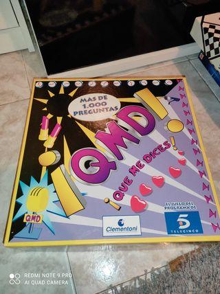 juego de I QMD I