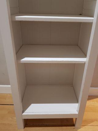 Librería Hemnes Ikea blanco