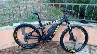 bicicleta Focus eléctrica talla M