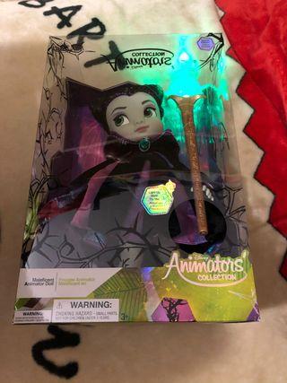 Muñeca Animators Maléfica Nueva Disney