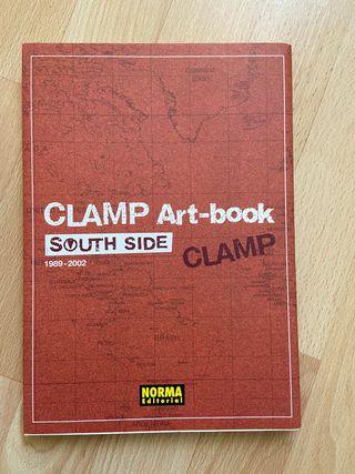 Clamp libro ilustraciones Manga LOTE