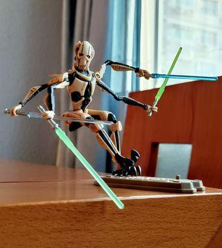 General Grievous Star Wars Episodio II