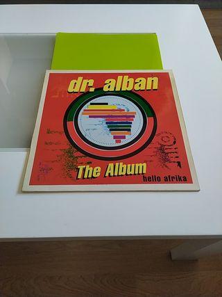Vinilo Dr. Alban