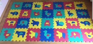 Alfombras Puzzle para Bebé