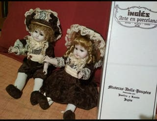 "Muñeca totalmente porcelana. De ""Ramón Inglés"""