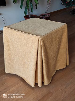 Mesa camilla vestida