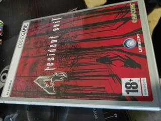 juego resident Evil 4