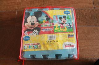 Puzzle Foam de suelo Disney( Mickey con números)