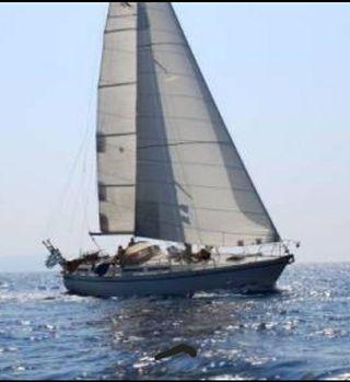 Alquiler Cadiz - Zahara Velero 12 metros Moody
