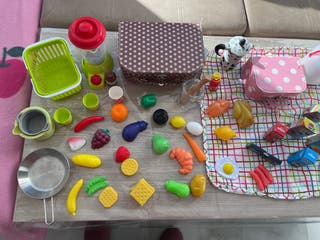 Productos para cocina infantil