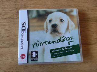 Videojuego Nintendogs DS