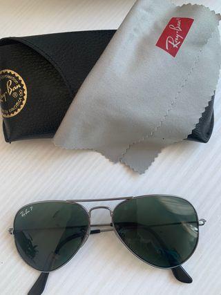Gafas de sol modelo aviador Ray ban