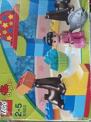Juego de Lego duplo
