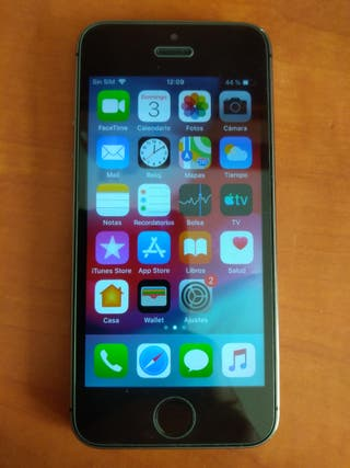 iPhone 5s 16GB Gris Espacial