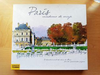 París, cuaderno de viaje