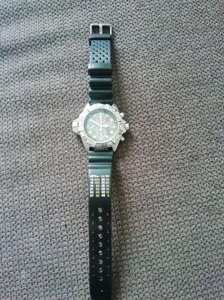 reloj citizen de buceo