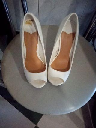 zapato/sandalia tacon