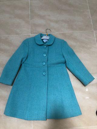 Abrigo niña vestir Tartaleta 6 años