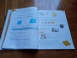 Libro de Matemáticas 5 de Primaria SM