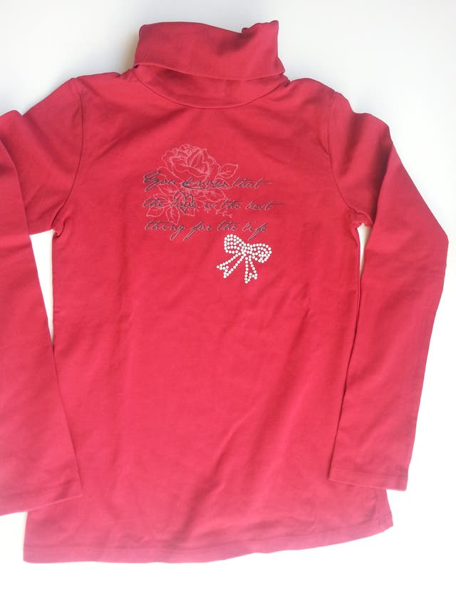 (583) (3x2) Camiseta ZARA 9-10 años