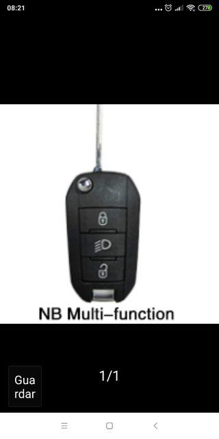 llaves de coche llaves mercedes