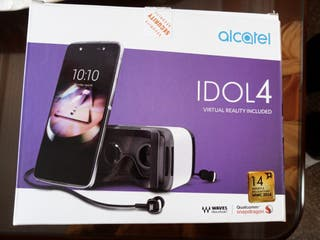 Móvil Alcatel idol 4