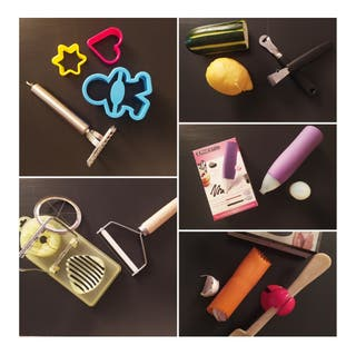 LOTE utensilios cocina y repostería