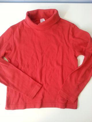 (545) (3x2) Camiseta roja 8 años